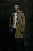 Luke Evans, Harrods magazine