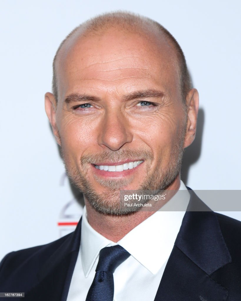 Actor <a gi-track='captionPersonalityLinkClicked' href=/galleries/search?phrase=Luke+Goss&family=editorial&specificpeople=218173 ng-click='$event.stopPropagation()'>Luke Goss</a> attends a dinner to celebrate ABC's new series 'Red Widow' at Romanov Restaurant & Lounge on February 26, 2013 in Studio City, California.