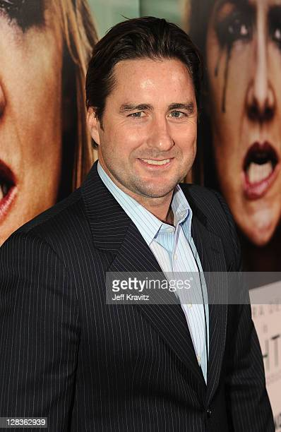 Actor Luke Wilson arrives at HBO's Premiere of 'Enlightened' at Paramount Theater on the Paramount Studios lot on October 6 2011 in Hollywood...
