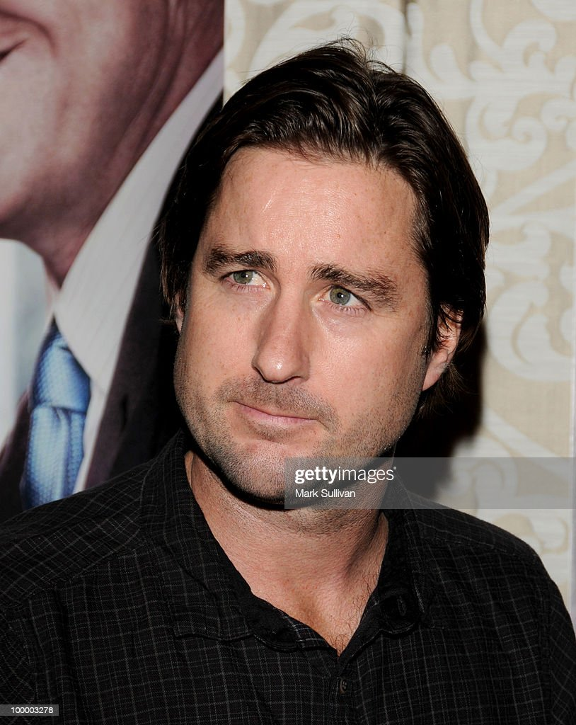 Actor Luke Wilson attends HBO Film's 'The Special Relationship' Los Angeles Premiere at Directors Guild Theatre on May 19, 2010 in West Hollywood, California.