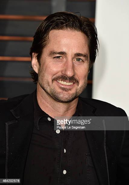 Actor Luke Wilson attends the 2015 Vanity Fair Oscar Party hosted by Graydon Carter at Wallis Annenberg Center for the Performing Arts on February 22...