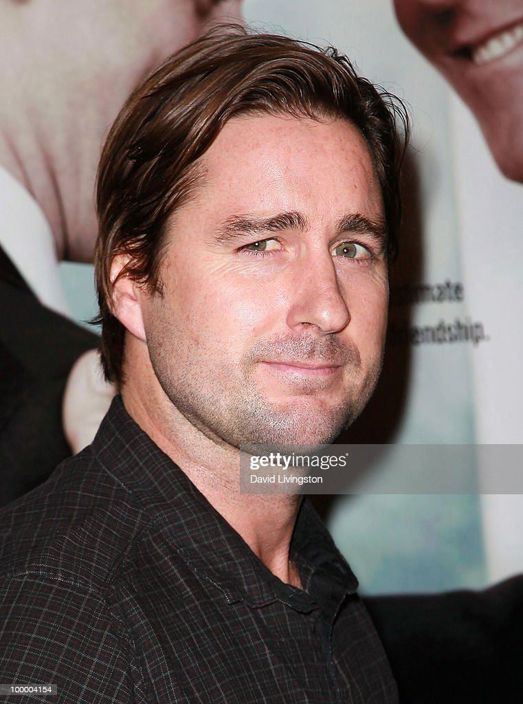 Actor Luke Wilson attends the premiere of HBO Films 'The Special Relationship' at the Directors Guild of America on May 19, 2010 in Los Angeles, California.