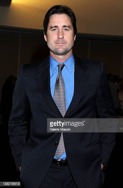Actor Luke Wilson attends the The Academy Of Motion Picture Arts And Sciences' Presents The 'Definitive Director's Cut' Of 'The Last Picture Show' at...