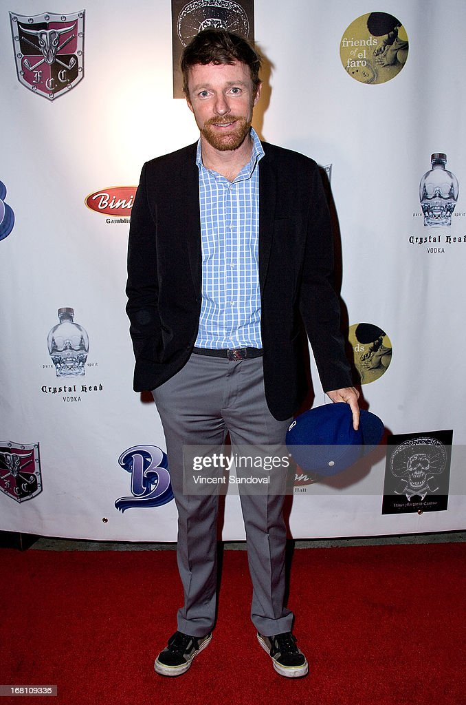 Actor Mackenzie Astin attends the 10th annual anniversary and Cinco De Mayo benefit with annual Charity Celebrity Poker Tournament at Velvet Margarita on May 4, 2013 in Hollywood, California.