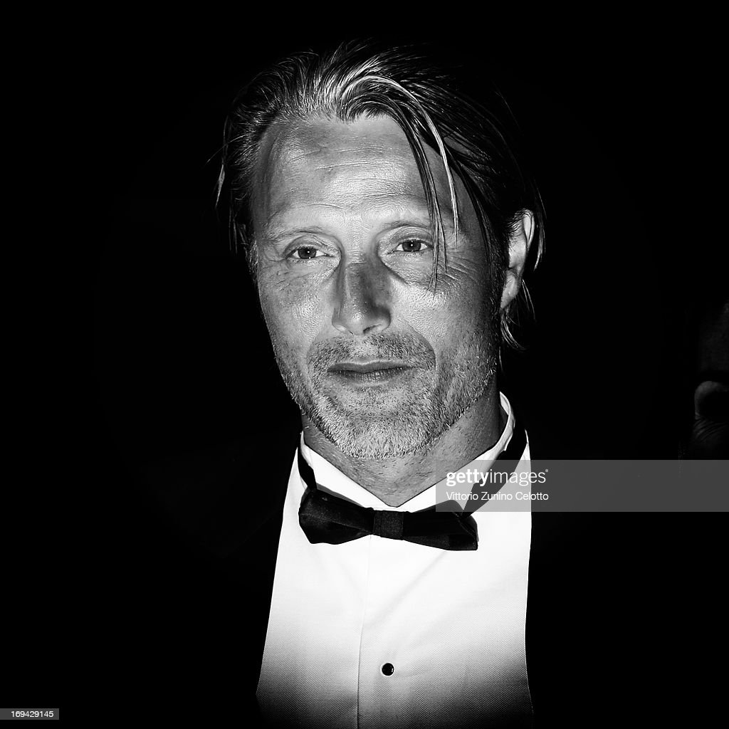 Actor Mads Mikkelsen attends the 'Michael Kohlhaas' premiere during the 66th Annual Cannes Film Festival on May 24, 2013 in Cannes, France.