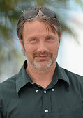 Actor Mads Mikkelsen attends 'The Salvation photocall at the 67th Annual Cannes Film Festival on May 17 2014 in Cannes France