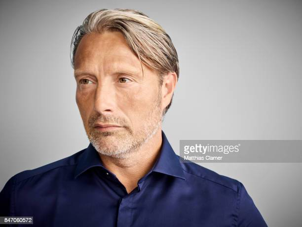 Actor Mads Mikkelsen from 'Dr Strange' is photographed for Entertainment Weekly Magazine on July 23 2016 at Comic Con in the Hard Rock Hotel in San...