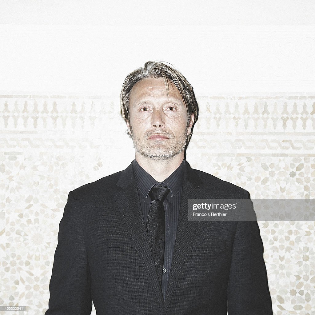 Mads Mikkelsen, Self Assignment, December 2013