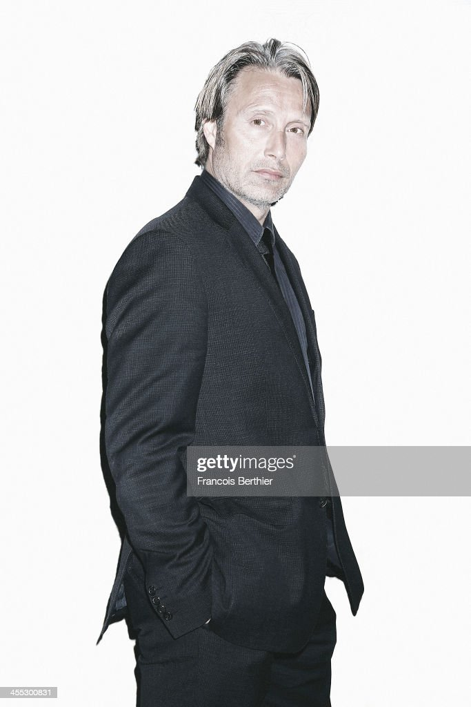 Actor <a gi-track='captionPersonalityLinkClicked' href=/galleries/search?phrase=Mads+Mikkelsen&family=editorial&specificpeople=3003791 ng-click='$event.stopPropagation()'>Mads Mikkelsen</a> is photographed for Self Assignment during the 13th Marrakech Film Festival on December 2, 2013 in Marrakech, Morocco.