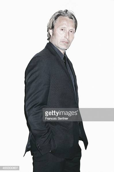 Actor Mads Mikkelsen is photographed for Self Assignment during the 13th Marrakech Film Festival on December 2 2013 in Marrakech Morocco