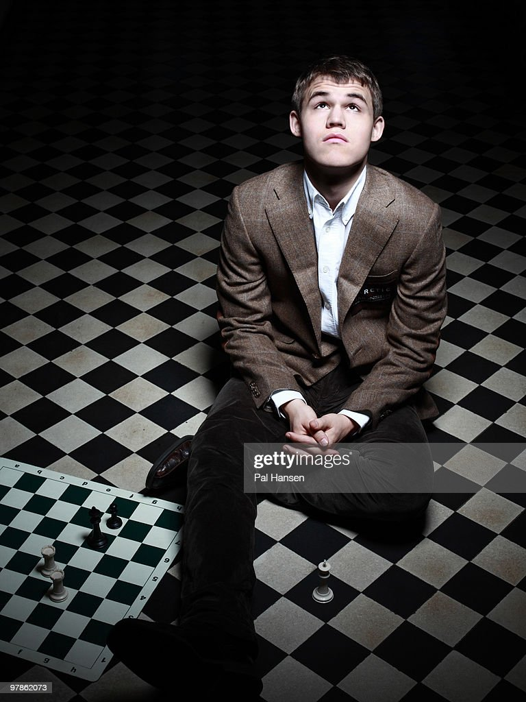 Magnus Carlsen, Time UK, January 4, 2010