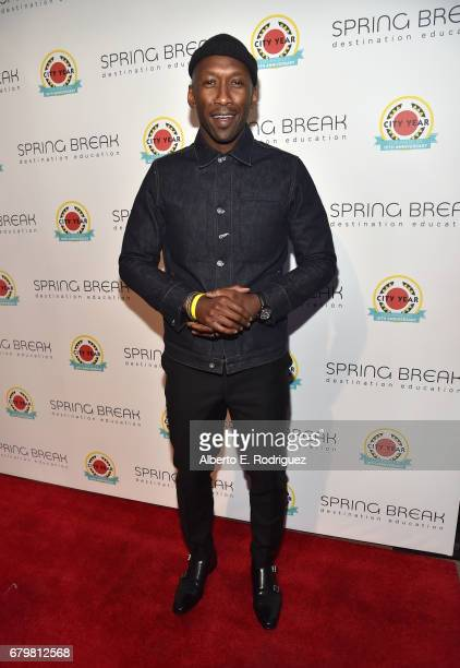 Actor Mahershala Ali attends City Year Los Angeles Spring Break on May 6 2017 in Los Angeles California