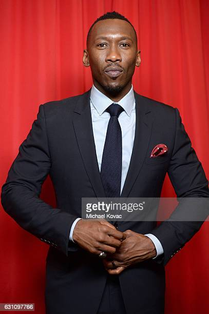 Actor Mahershala Ali attends the 17th annual AFI Awards at Four Seasons Los Angeles at Beverly Hills on January 6 2017 in Los Angeles California