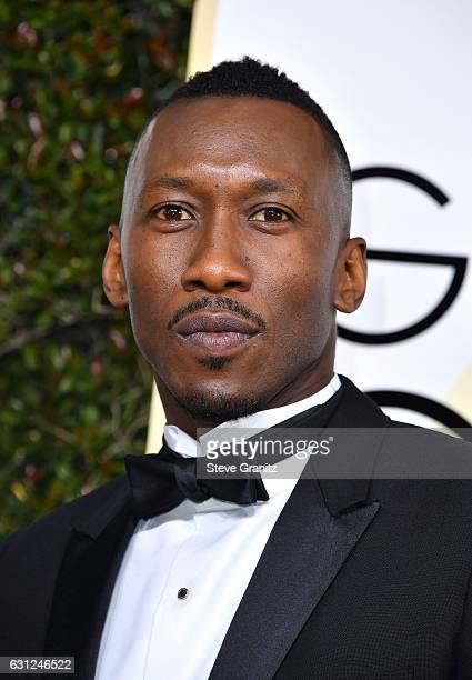 Actor Mahershala Ali attends the 74th Annual Golden Globe Awards at The Beverly Hilton Hotel on January 8 2017 in Beverly Hills California