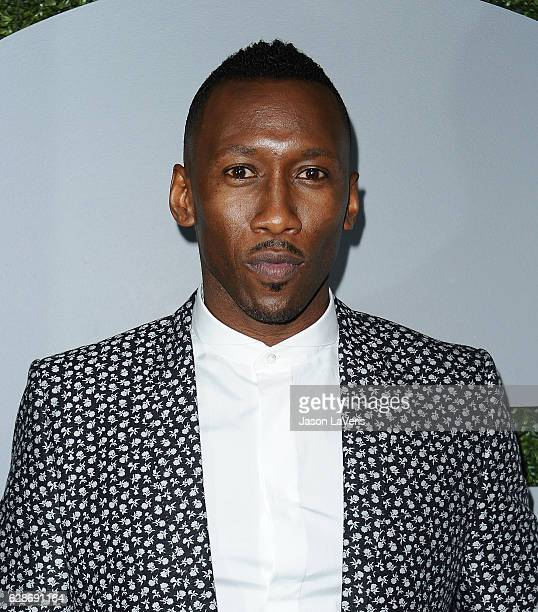 Actor Mahershala Ali attends the GQ Men of the Year party at Chateau Marmont on December 8 2016 in Los Angeles California