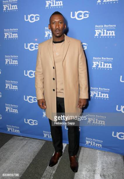 Actor Mahershala Ali attends the Virtuosos Award presented by UGG during the 32nd Santa Barbara International Film Festival at the Arlington Theatre...
