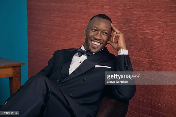 Actor Mahershala Ali is photographed for Emmy magazine on September 18 2016 in Los Angeles California