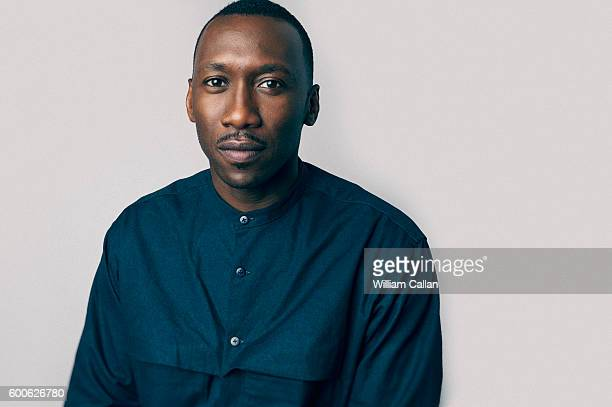 Actor Mahershala Ali is photographed for The Wrap on August 22 2016 in Los Angeles California