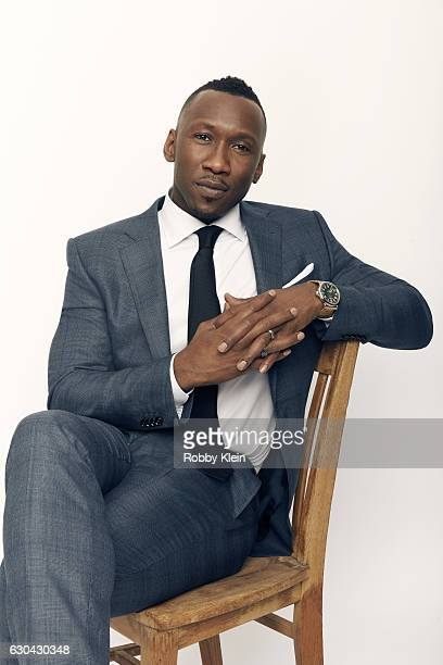 Actor Mahershala Ali poses for a portrait during the 2016 Critics Choice Awards on December 11 2016 in Santa Monica California