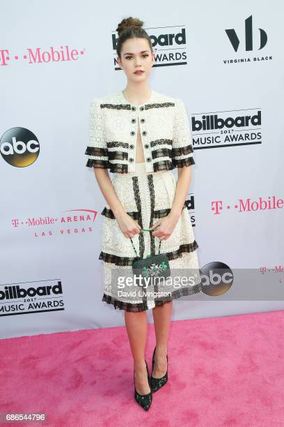 Actor Maia Mitchell attends the 2017 Billboard Music Awards at the TMobile Arena on May 21 2017 in Las Vegas Nevada