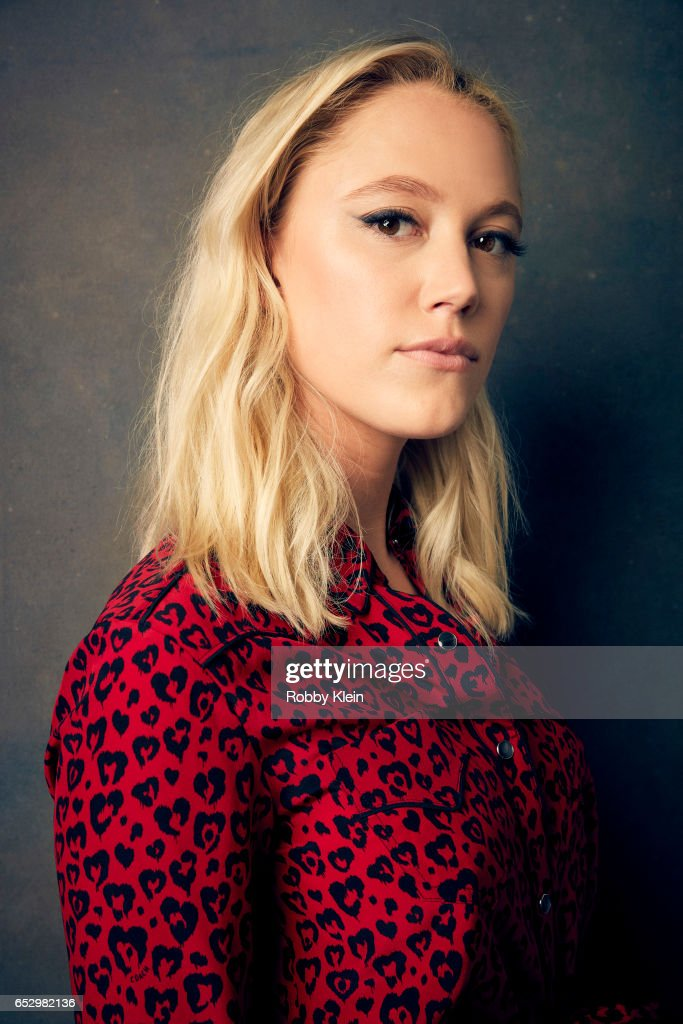 Actor Maika Monroe of 'Hot Summer Nights' poses for a portrait at The Wrap and Getty Images SxSW Portrait Studio on March 11, 2017 in Austin, Texas.
