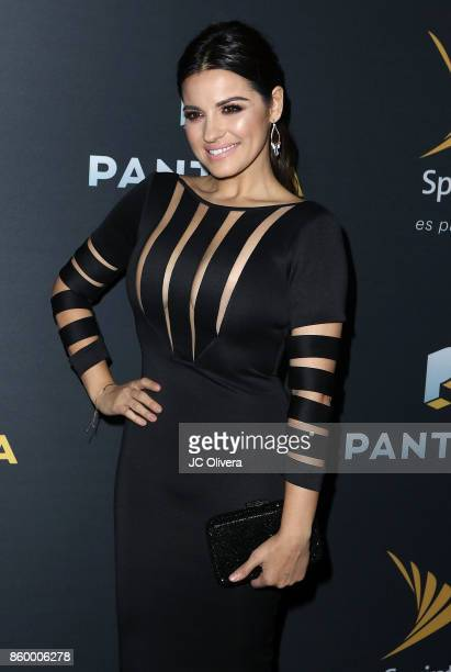 Actor Maite Perroni attends PANTAYA Launch Party at Boulevard3 on October 10 2017 in Hollywood California