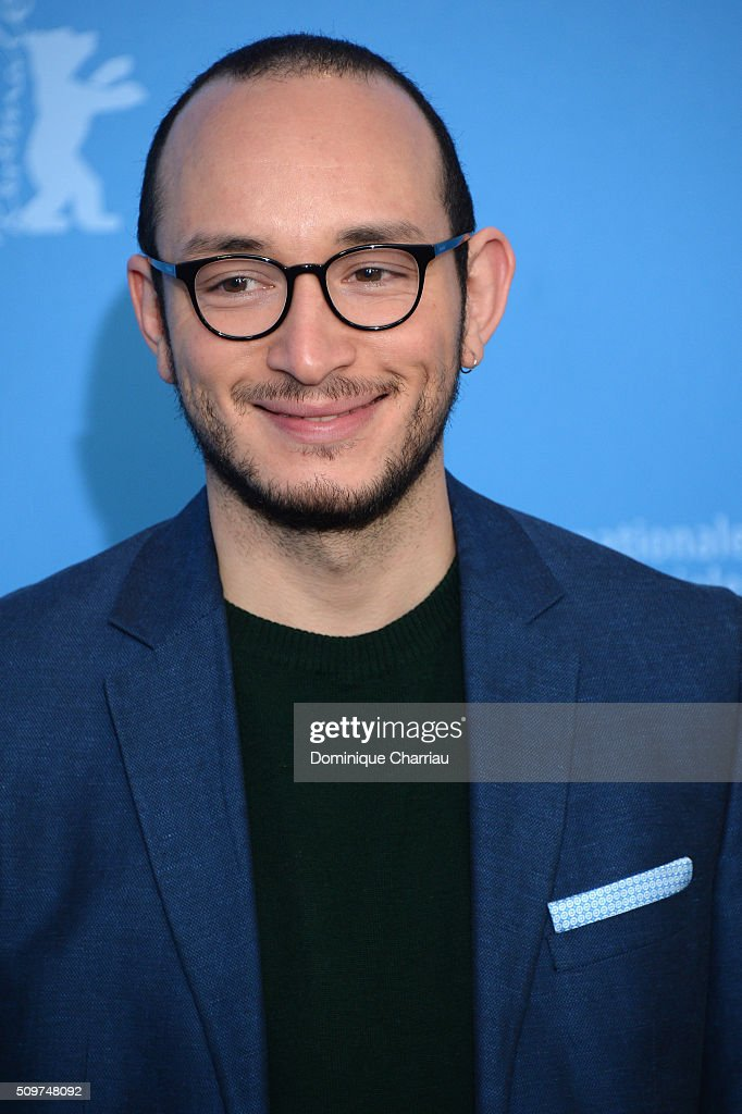 Actor Majd Mastoura attends the 'Inhebbek Hedi' photo call during the 66th Berlinale International Film Festival Berlin at Grand Hyatt Hotel on February 12, 2016 in Berlin, Germany.