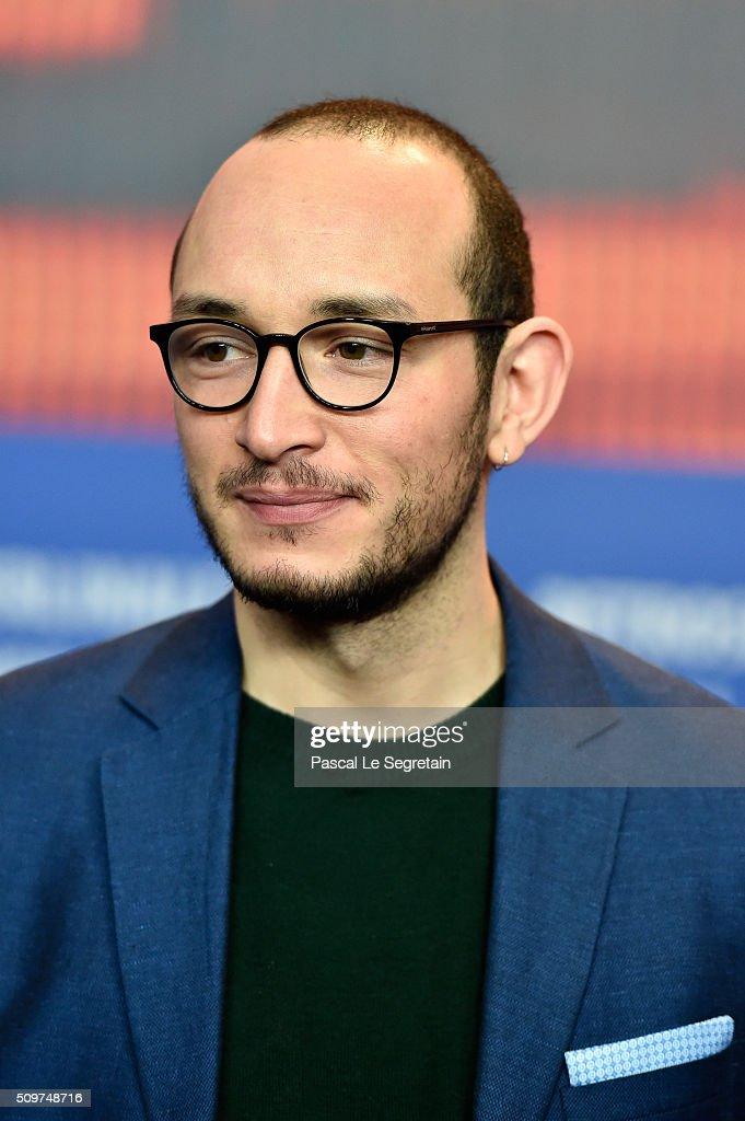 Actor Majd Mastoura attends the 'Inhebbek Hedi' press conference during the 66th Berlinale International Film Festival Berlin at Grand Hyatt Hotel on February 12, 2016 in Berlin, Germany.