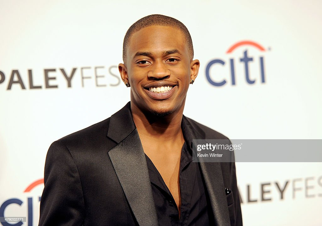 Actor <a gi-track='captionPersonalityLinkClicked' href=/galleries/search?phrase=Malcolm+David+Kelley+-+Actor&family=editorial&specificpeople=595211 ng-click='$event.stopPropagation()'>Malcolm David Kelley</a> arrives at The Paley Center Media's PaleyFest 2014 Honoring 'Lost' 10th Anniversary Reunion at the Dolby Theatre on March 16, 2014 in Los Angeles, California.