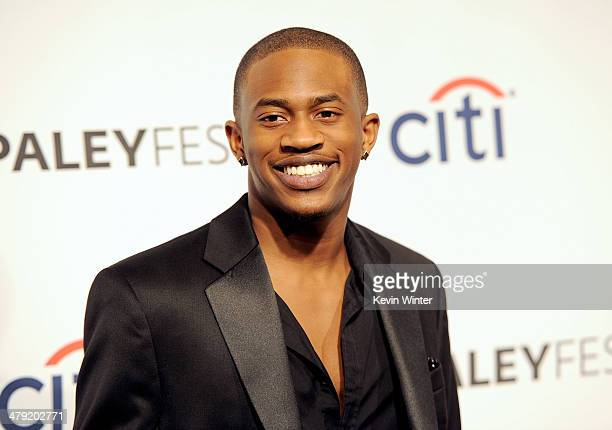 Actor Malcolm David Kelley arrives at The Paley Center Media's PaleyFest 2014 Honoring 'Lost' 10th Anniversary Reunion at the Dolby Theatre on March...