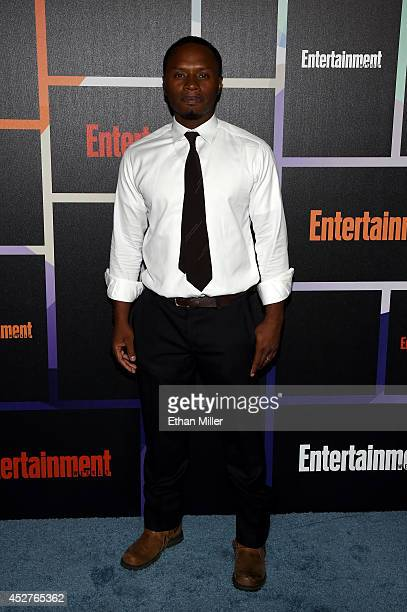 Actor Malcolm Goodwin attends Entertainment Weekly's annual ComicCon celebration at Float at Hard Rock Hotel San Diego on July 26 2014 in San Diego...