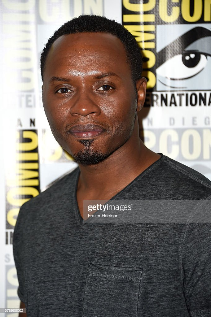 Actor Malcolm Goodwin attends 'iZombie' Press Line during Comic-Con International 2016 at Hilton Bayfront on July 22, 2016 in San Diego, California.