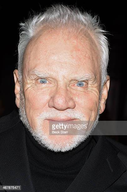 Actor Malcolm McDowell attends a tribute to British director Lindsay Anderson with screenings of 'Never Apologize' and 'The Whales Of August' at Aero...