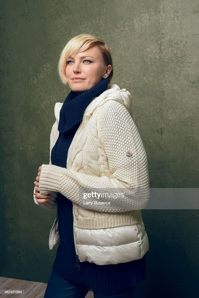 Actor Malin Akerman of 'I'll See You in My Dreams' poses for a portrait at the Village at the Lift Presented by McDonald's McCafe during the 2015 Sundance Film Festival on January 27, 2015 in Park City, Utah.