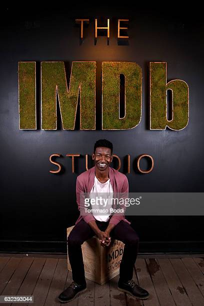 Actor Mamoudou Athie of Patti Cake$ attends The IMDb Studio featuring the Filmmaker Discovery Lounge presented by Amazon Video Direct Day Three...