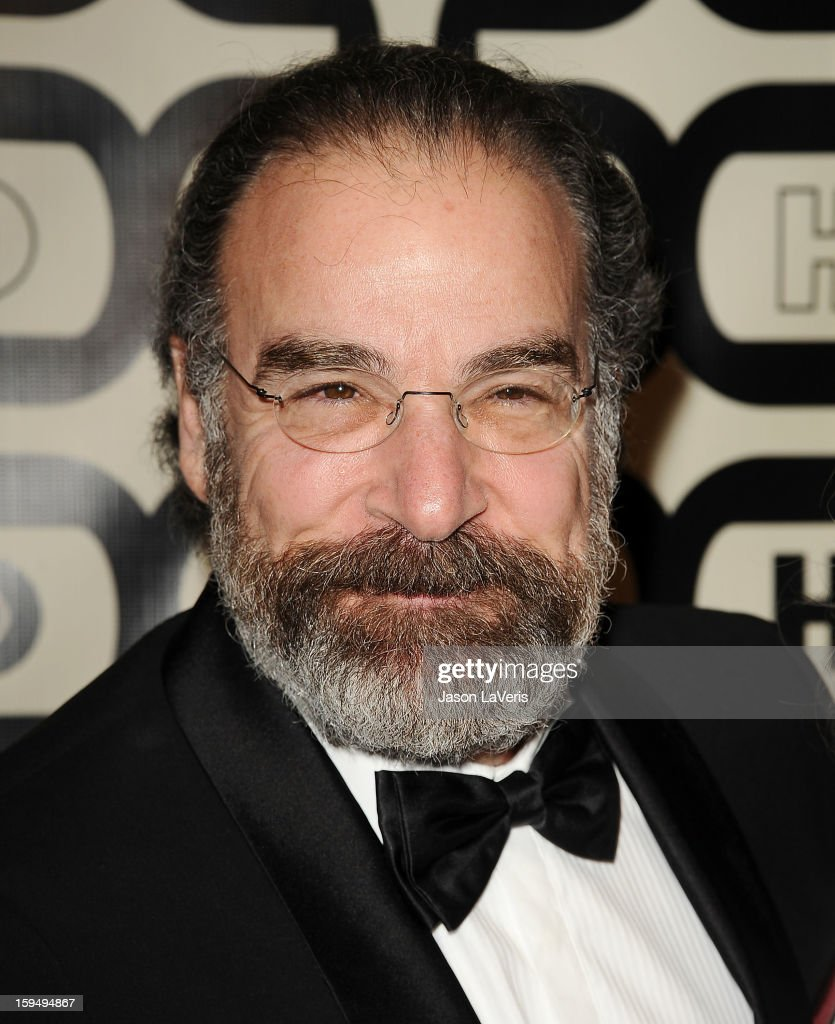 Actor <a gi-track='captionPersonalityLinkClicked' href=/galleries/search?phrase=Mandy+Patinkin&family=editorial&specificpeople=233720 ng-click='$event.stopPropagation()'>Mandy Patinkin</a> attends the HBO after party at the 70th annual Golden Globe Awards at Circa 55 restaurant at the Beverly Hilton Hotel on January 13, 2013 in Los Angeles, California.
