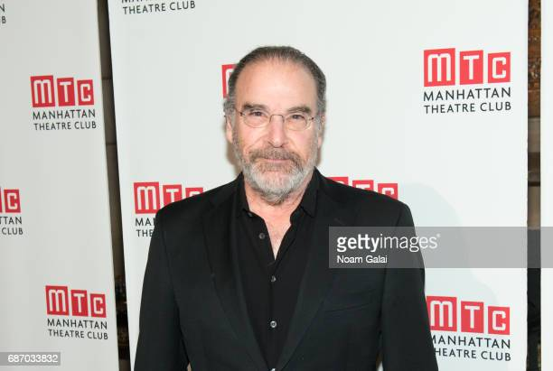 Actor Mandy Patinkin attends the Manhattan Theatre Club Spring Gala 2017 at Cipriani 42nd Street on May 22 2017 in New York City