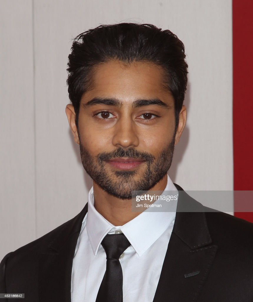 Actor <a gi-track='captionPersonalityLinkClicked' href=/galleries/search?phrase=Manish+Dayal&family=editorial&specificpeople=5593303 ng-click='$event.stopPropagation()'>Manish Dayal</a> attends the 'The Hundred-Foot Journey' New York Premiere at Ziegfeld Theater on August 4, 2014 in New York City.