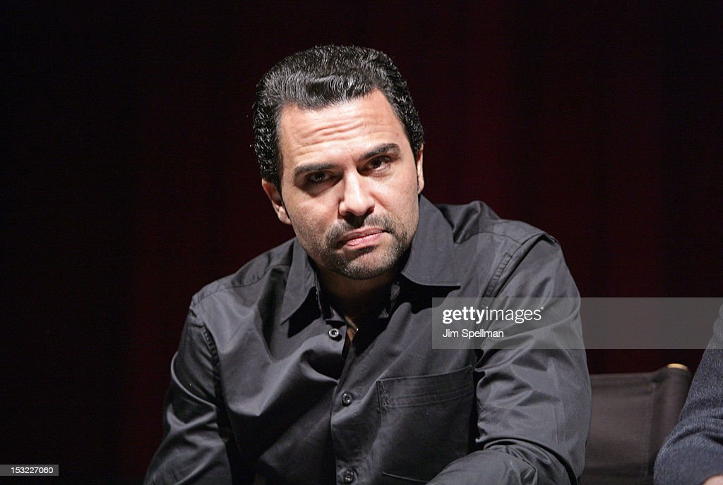 Actor Manny Perez attends the 'Keep Your Enemies Closer: Checkmate' screening at the School of Visual Arts Theater on October 1, 2012 in New York City.