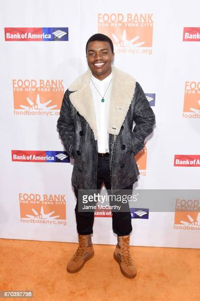 Actor Marc John Jeffries attends the Food Bank for New York City CanDo Awards Dinner 2017 on April 19 2017 in New York City