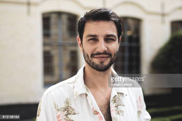 Actor Marc Ruchmann is photographed for Self Assignment on June 26 2017 in Lille France