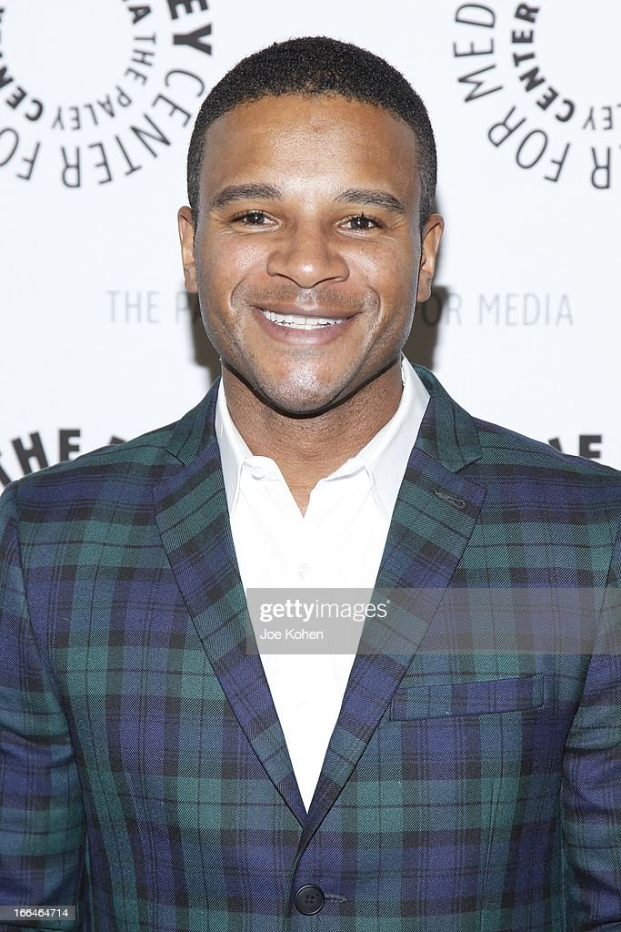 Actor Marc Samuel attends 'General Hospital celebrating 50 years and looking forward' at The Paley Center for Media on April 12, 2013 in Beverly Hills, California.