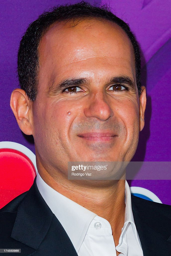 Actor Marcus Lemonis attends the 2013 Television Critic Association's Summer Press Tour - NBC Party at The Beverly Hilton Hotel on July 27, 2013 in Beverly Hills, California.