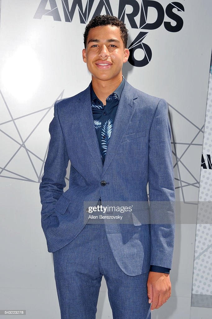 Actor <a gi-track='captionPersonalityLinkClicked' href=/galleries/search?phrase=Marcus+Scribner&family=editorial&specificpeople=12819652 ng-click='$event.stopPropagation()'>Marcus Scribner</a> attends the 2016 BET Awards at Microsoft Theater on June 26, 2016 in Los Angeles, California.