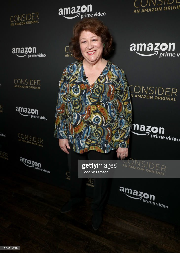 Actor Margo Martindale attends Amazon original series 'Sneaky Pete' Emmy FYC Screening and panel on April 26, 2017 in Hollywood, California.