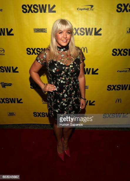 Actor Mariah Owen attends the premiere of 'MFA' during 2017 SXSW Conference and Festivals at Stateside Theater on March 13 2017 in Austin Texas