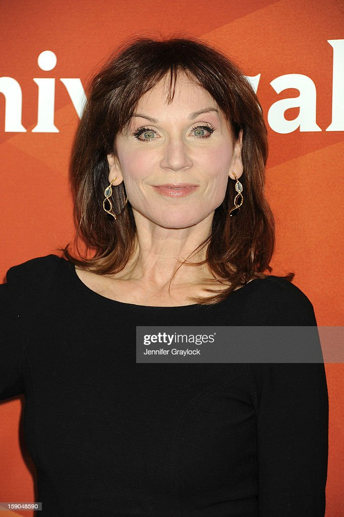 Actor Marilu Henner attends the NBC Winter TCA Press Tour held at the Langham Huntington Hotel and Spa on January 6, 2013 in Pasadena, California.