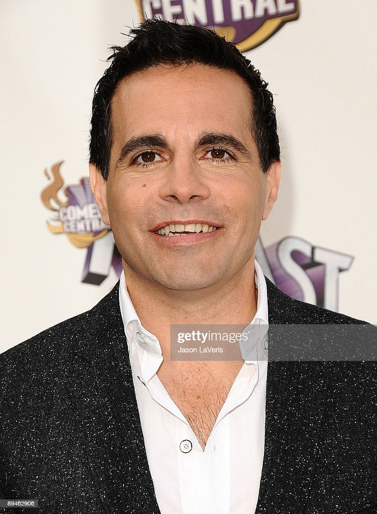 Actor Mario Cantone attends Comedy Central's 'Roast of Joan Rivers' at CBS Studios on July 26, 2009 in Studio City, California.