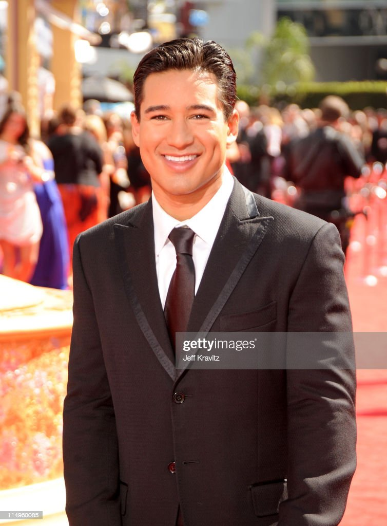 Actor Mario Lopez arrives at the 61st Primetime Emmy Awards held at the Nokia Theatre on September 20, 2009 in Los Angeles, California.