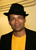 Actor Mario Van Peebles backstage at The Thelonious Monk Institute of Jazz and The Recording Academy Los Angeles chapter honoring Herbie Hancock all...